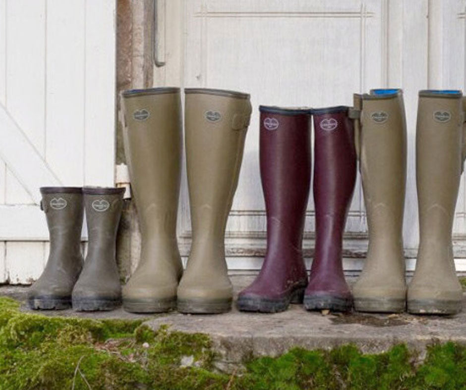Take your feet seriously with our pick of Ladies Winter Wellies