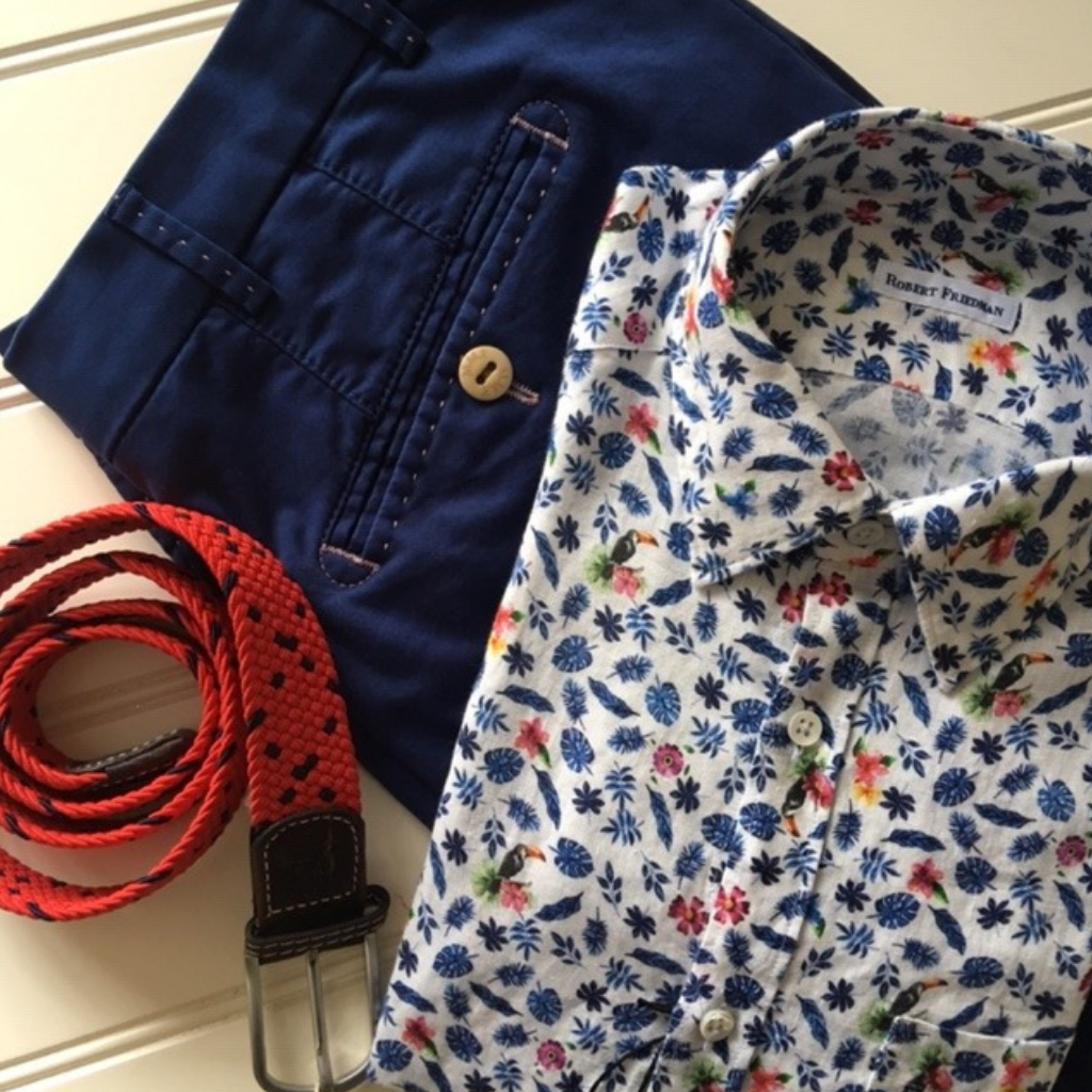 When the temperatures starts to rise, make a statement with a great summer shirt!