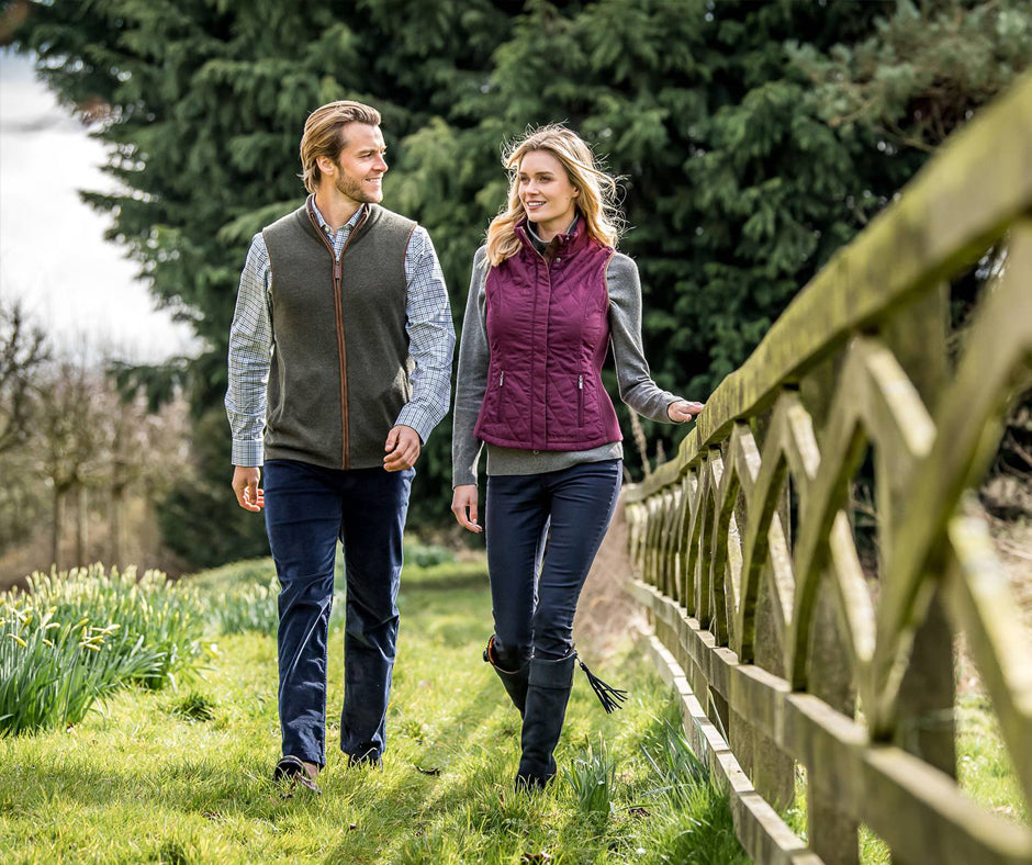 Spotlight on Schoffel – Our Favourite Products for Keeping Warm This Winter