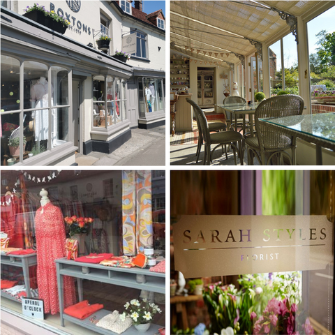 Independent retail Hungerford