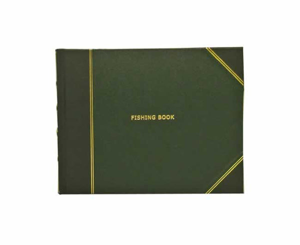 Fishing Book HB Corners - Small