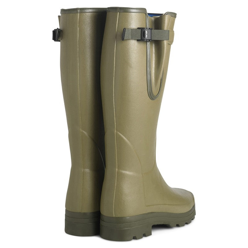 Le Chameau Men's Vierzonord Neoprene Lined Wellies