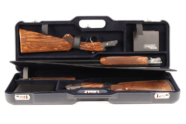 Double Shotgun Travel Case