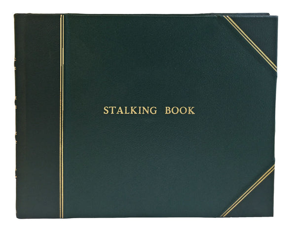 Stalking Book - Large