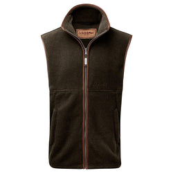 Schoffel Oakham Fleece Dark Olive