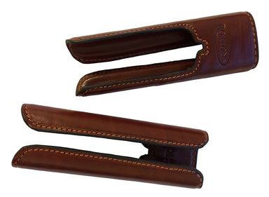 Brown Leather Handguards