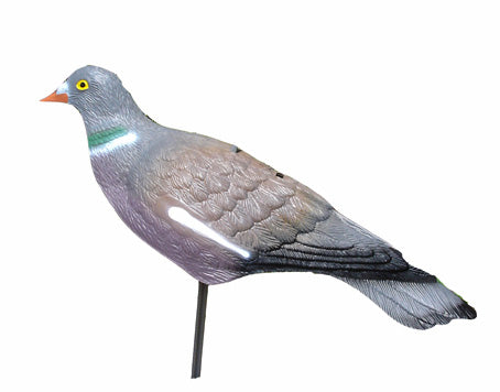 Shell  Pigeon Decoy - Set Of 6