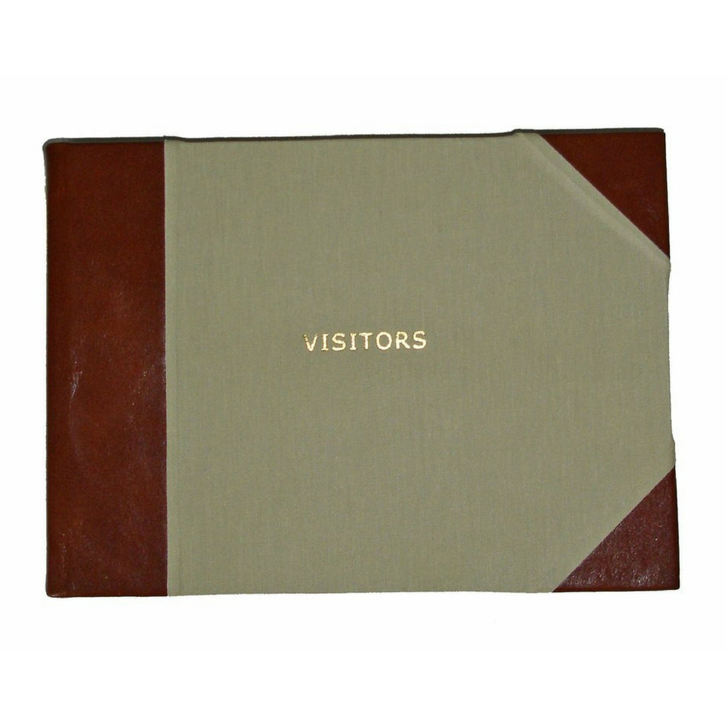 Visitors book Tuscan Tan