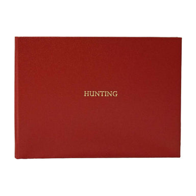 Hunting Book Scarlet