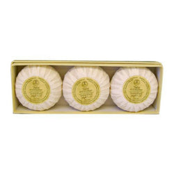 3 Taylor Round Soaps