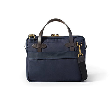 Filson Tablet Briefcase Back - Navy