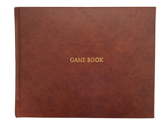 Game Book Full Leather Milton Derby