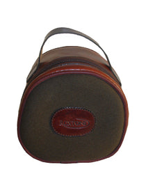 Case Leather/Canvas For Ear Defenders