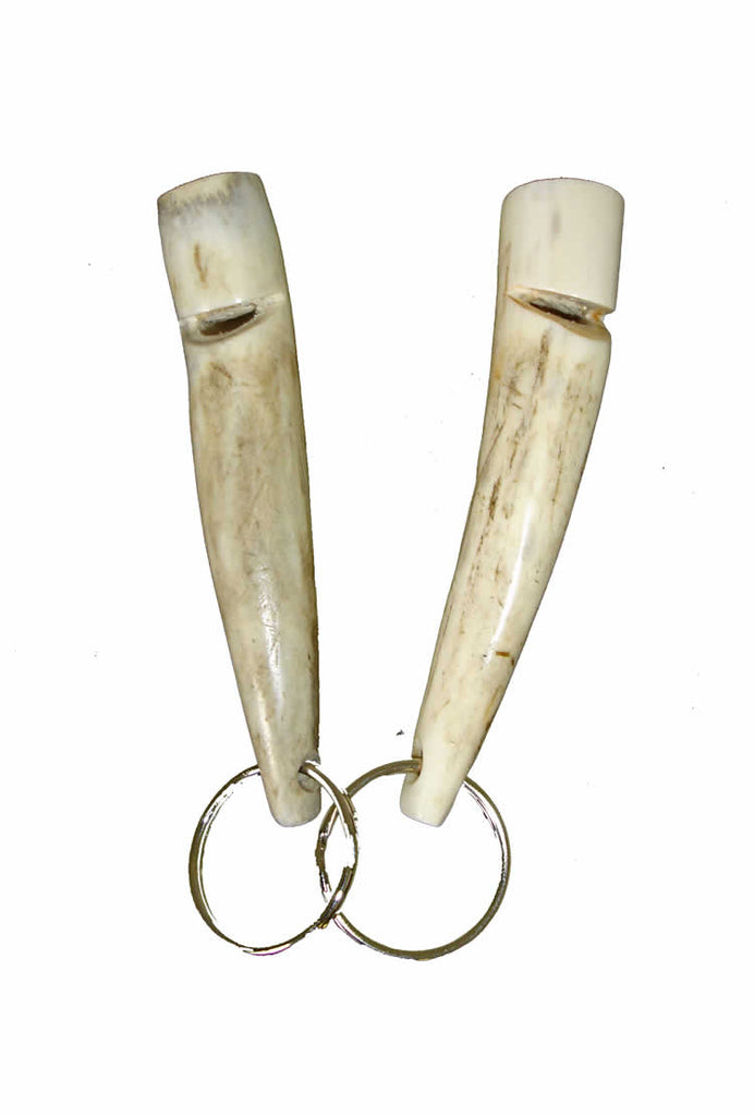 Whistle - Stag Antler
