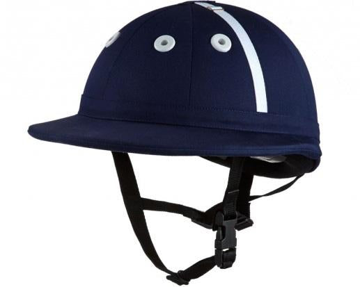 Charles Owen Young Riders Polo Helmet