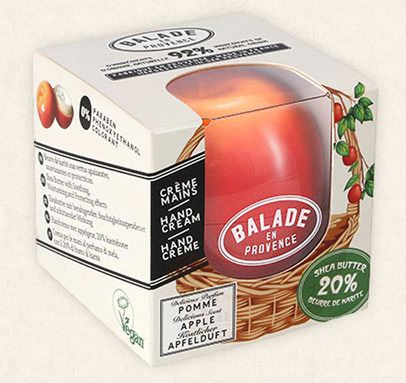 Balade en Provence Hand Cream 30ml - Apple Box