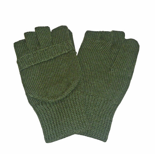 Shoot Glove Mitts with Hood  CJ