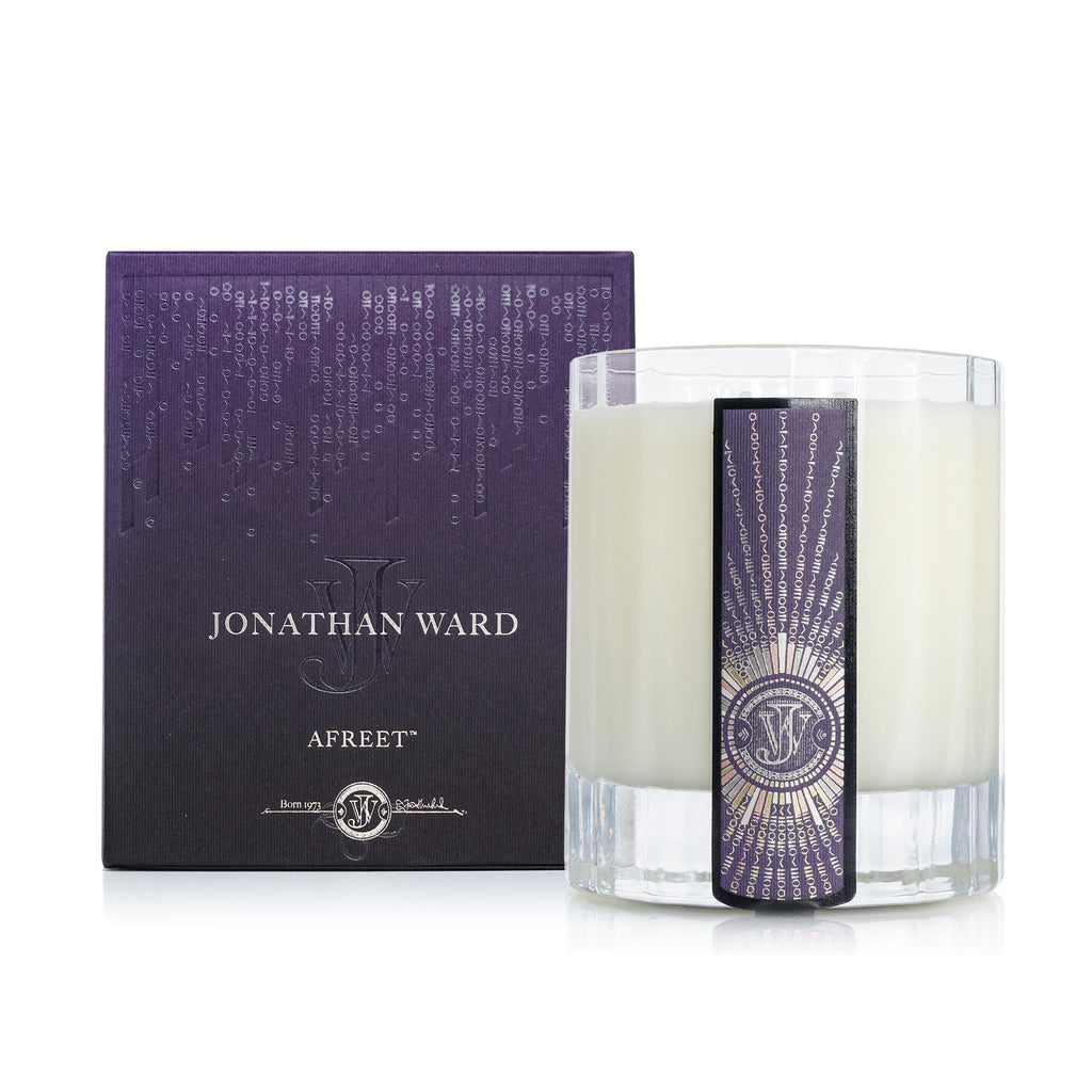 Jonathan Ward Organic Wax Candles