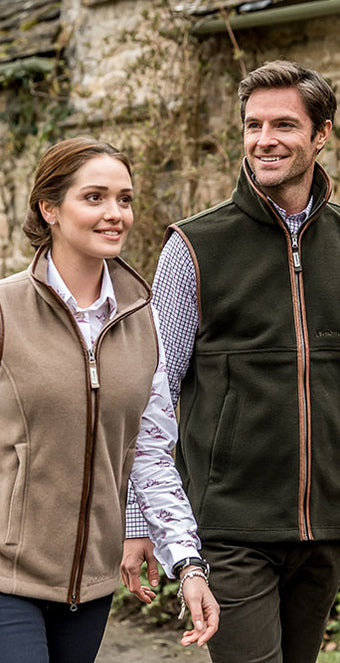 Schoffel Men's Oakham Fleece Gilet