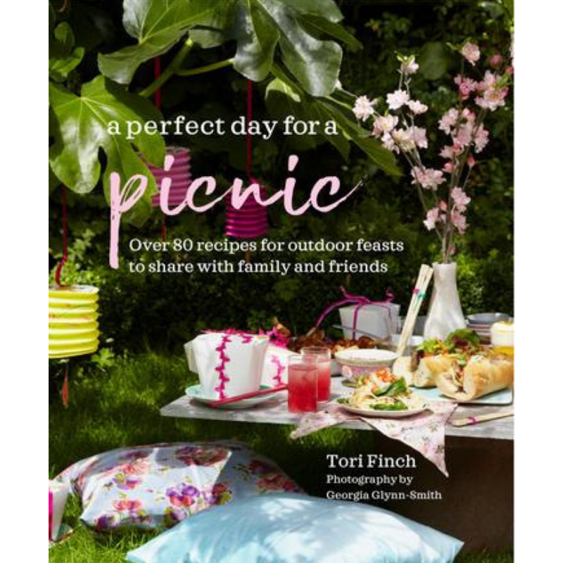 Perfect day for a picnic tori finch