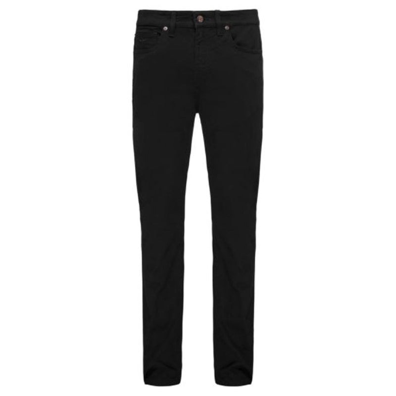 RM Williams Ramco Drill Jeans Black