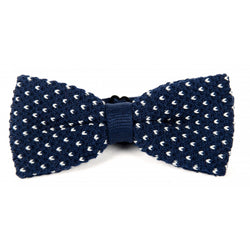 Billy Belt Bow Tie Navy