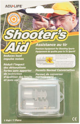 Shooter's Aid Ear Plugs sonic II