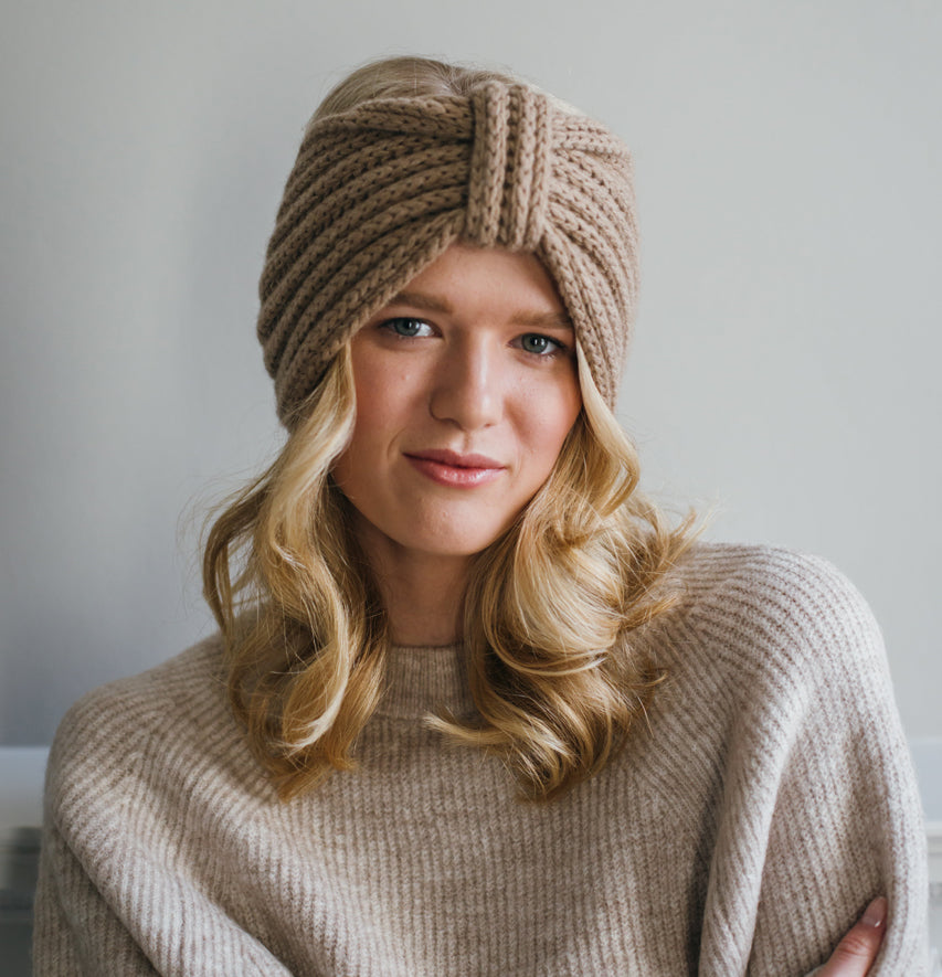 Cashmere Ear Warmers
