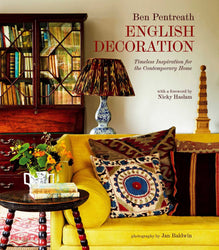 English Decoration Book Ben Pentreath