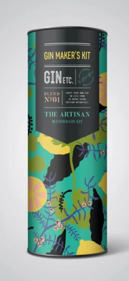 Gin Maker's Kit - The Artisan