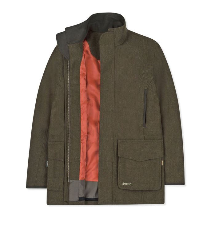 Musto Stretch Technical Tweed Jacket