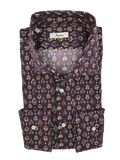 Ingram Shirt Leaf Pattern Inmedio ML XT-5