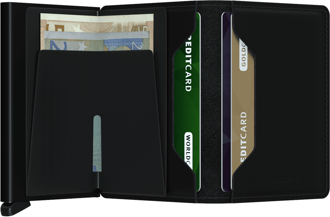 Secrid Slim Wallet with RFID