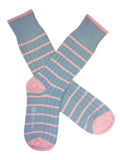 Roxtons Weekend Stripe Socks
