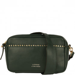 Leather Crossbody Handbag - Villiers