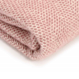 Pure Wool Throw - Beehive Weave