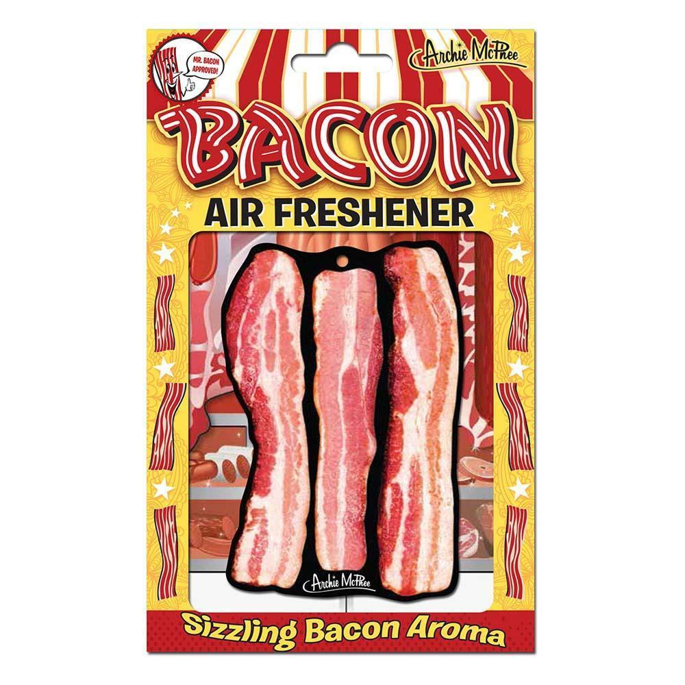 Bacon Air Freshener by Archie McPhee - Shop GagWorks.com