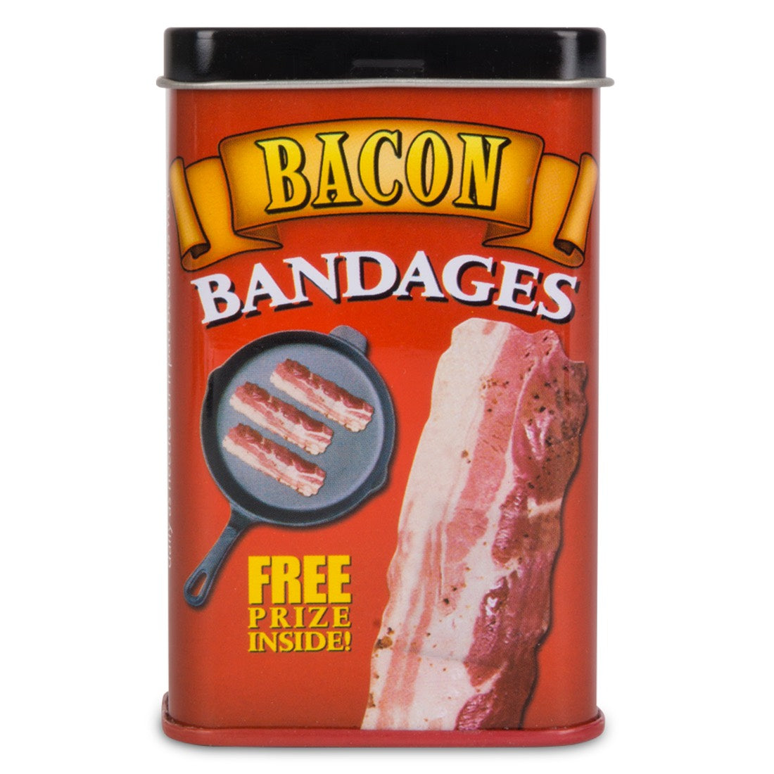 Bacon Bandages by Archie McPhee - Shop GagWorks.com