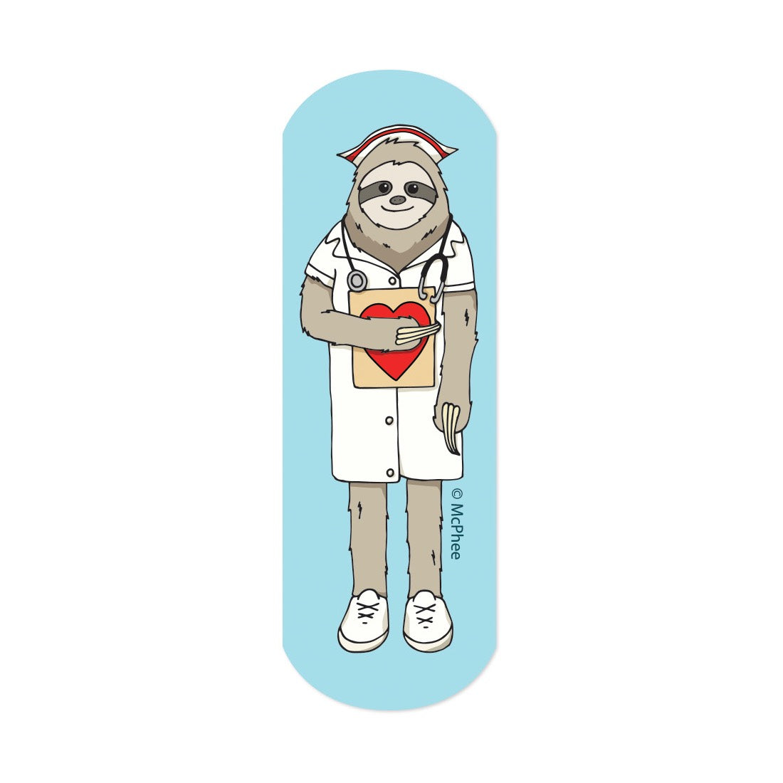 Sloth Nurse Bandages