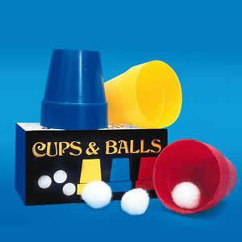 Cups And Balls by Loftus - Shop GagWorks.com