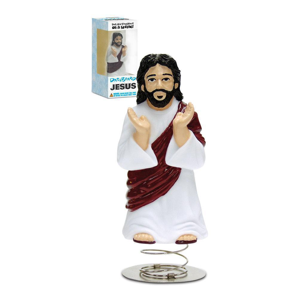 Dashboard Jesus by Archie McPhee - Shop GagWorks.com