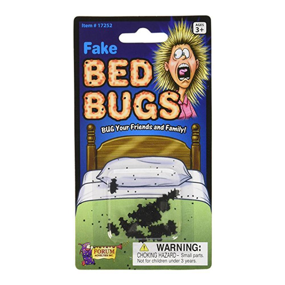 Fake Bed Bugs by Forum - Shop GagWorks.com