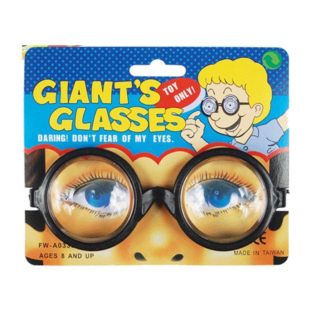 Giants Glasses by Loftus - Shop GagWorks.com