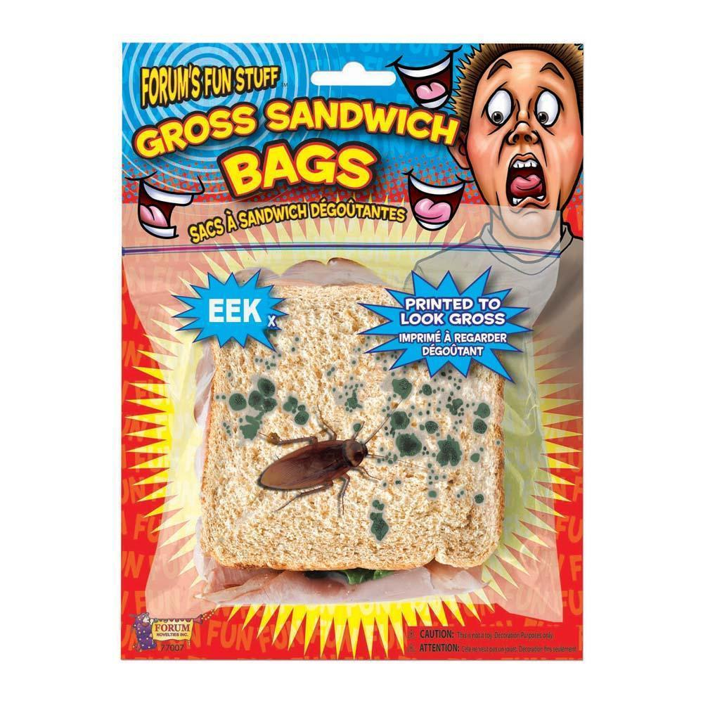 Gross Sandwich Bags by Forum - Shop GagWorks.com