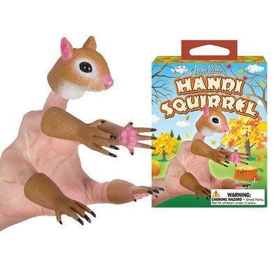 Handisquirrel by Archie McPhee - Shop GagWorks.com