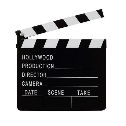 Hollywood Clapper Board by Rinco - Shop GagWorks.com