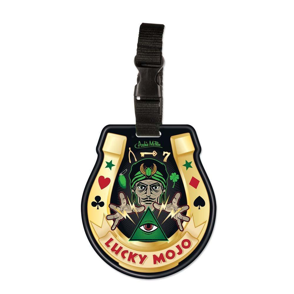Lucky Mojo Luggage Tag by Archie McPhee - Shop GagWorks.com