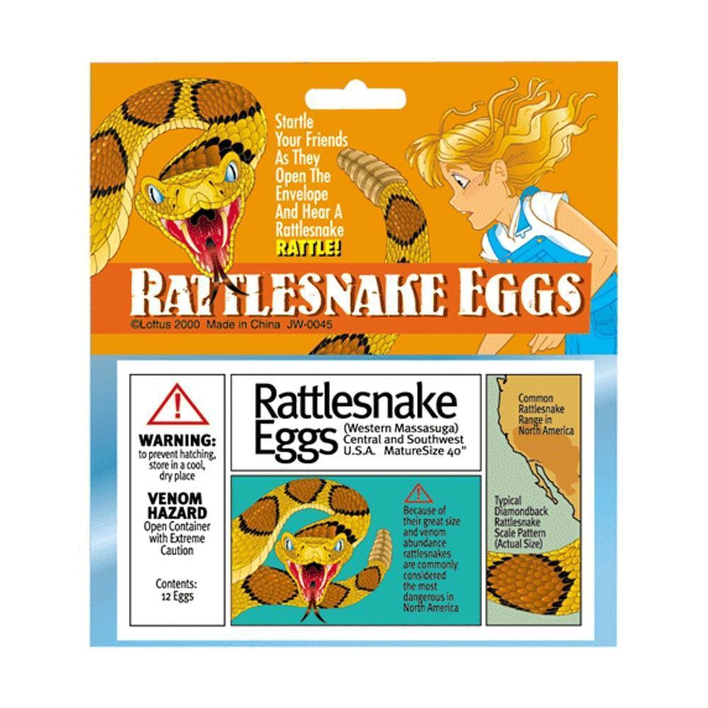 Rattle Snake Eggs - Color Package