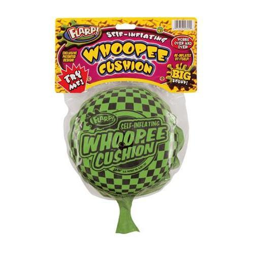 Self Inflating Whoopee Cushion