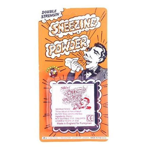 Sneeze Powder Packet by Creative Products - Shop GagWorks.com